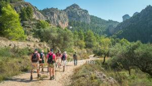Best Hiking Trails in Alicante Costa Blanca