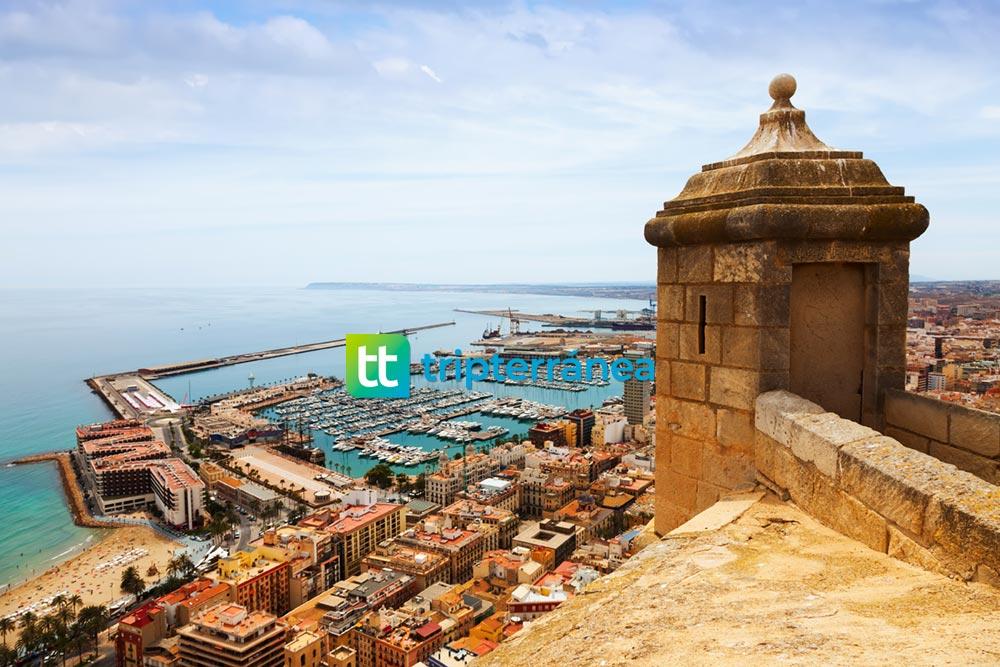 Alicante city, Costa Blanca